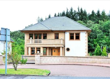 Thumbnail 6 bed detached house to rent in Ayr Road, Giffnock, Glasgow