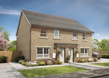"""Thumbnail 3 bedroom end terrace house for sale in """"Maidstone"""" at Westminster Avenue, Clayton, Bradford"""