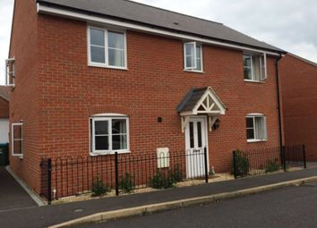 Thumbnail 4 bed semi-detached house to rent in Ossulbury Lane, Aylesbury