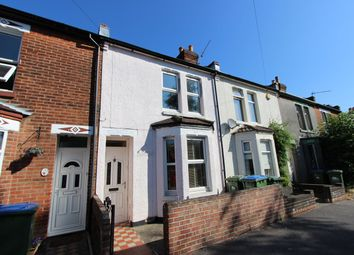 Thumbnail 3 bedroom terraced house to rent in Grove Road, Southampton