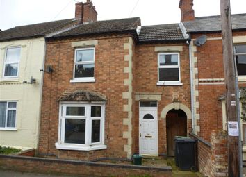 Thumbnail 3 bed terraced house for sale in Halford Street, Thrapston, Kettering