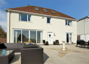 Thumbnail 3 bed detached house for sale in Salisbury Road, St. Margarets Bay, Dover