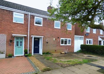 Thumbnail 3 bed terraced house for sale in Winchester Road, Northampton