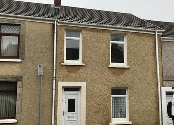 Thumbnail 3 bed terraced house for sale in Wern Road, Landore, Swansea