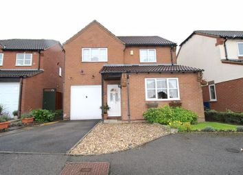 Thumbnail 4 bed detached house for sale in Lapwing Close, Bradley Stoke, Bristol