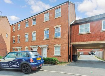 Thumbnail 3 bed town house for sale in Timble Road, Hamilton, Leicester