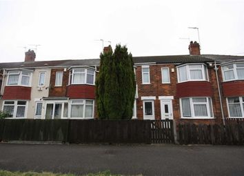 Thumbnail 2 bed terraced house to rent in Brendon Avenue, Hull