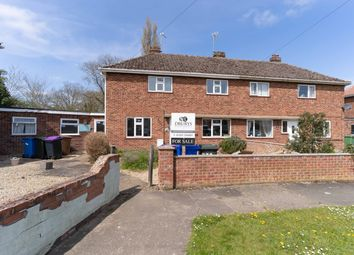 Thumbnail 3 bed terraced house for sale in Edinburgh Drive, Kirton, Boston, Lincolnshire