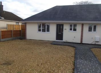Thumbnail 2 bedroom bungalow for sale in North East Road, Southampton