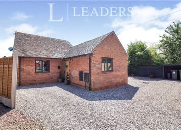 Thumbnail 4 bed bungalow for sale in Malvern Road, Powick, Worcester