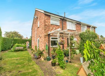 Thumbnail 3 bed semi-detached house for sale in Oliver Close, Ramsey, Huntingdon