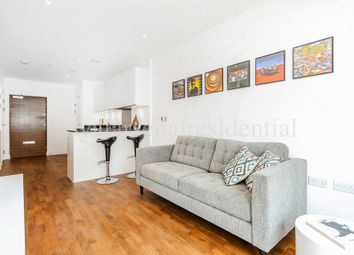 Thumbnail 1 bed flat for sale in Duncombe House, Victory Parade, Royal Arsenal
