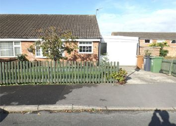 Thumbnail 2 bed semi-detached bungalow for sale in Swift Close, Melton Mowbray, Leicestershire