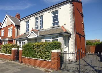 Thumbnail 1 bed flat to rent in St Annes Road, Blackpool