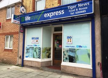 Thumbnail Retail premises for sale in Wallasey CH44, UK