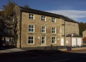 Thumbnail 2 bed flat to rent in Huddersfield Road, Thongsbridge, Holmfirth
