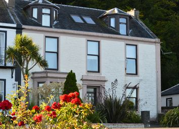 Thumbnail 2 bed flat for sale in Attic Flat, 27 Battery Place, Rothesay, Isle Of Bute