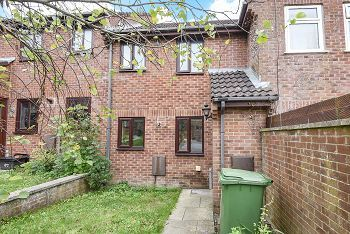Thumbnail 2 bed terraced house for sale in Morley Field, Warminster
