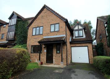 Thumbnail 4 bed detached house to rent in Milton, Cambridge