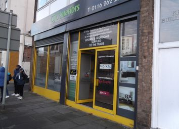 Thumbnail Retail premises to let in Belgrave Gate, Leicester
