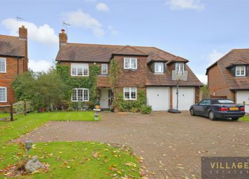 Thumbnail 4 bed detached house for sale in Morgan Gardens, Aldenham, Watford