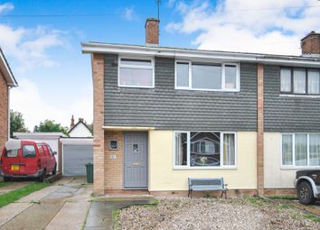 Thumbnail 3 bed semi-detached house for sale in Hillside Road, Southminster