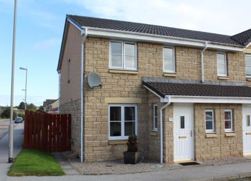 Thumbnail 3 bed terraced house to rent in Portsoy Crescent, Ellon