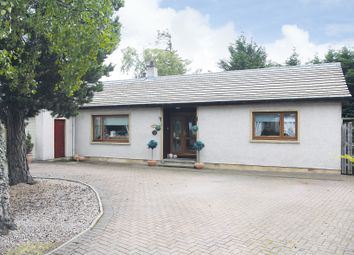 Thumbnail 4 bed detached bungalow for sale in Pinemhor, 43 Sunnyside, Inverness