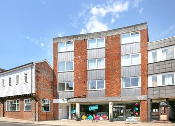 Thumbnail 2 bedroom flat for sale in Saxon House, 36 St. Georges Street, Winchester, Hampshire