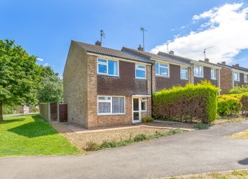 Thumbnail 3 bed end terrace house for sale in Milton Close, St. Ives, Huntingdon
