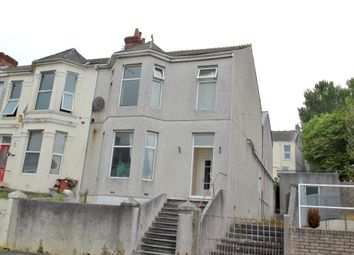 Thumbnail 4 bedroom end terrace house for sale in Beaumont Road, Plymouth