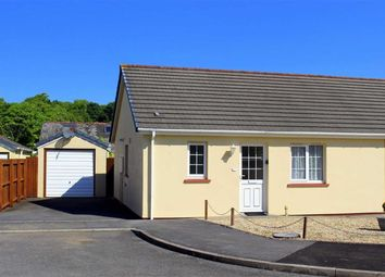 Thumbnail 2 bed semi-detached bungalow for sale in The Grove, Begelly, Kilgetty
