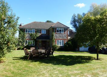 Thumbnail 5 bed detached house to rent in The Drive, Ifold, Loxwood, Billingshurst