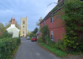 Thumbnail 5 bedroom cottage for sale in Church Lane, Lower Ufford, Woodbridge