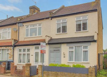 Thumbnail 3 bed terraced house for sale in Beaconsfield Road, Enfield