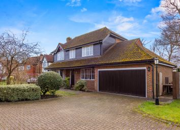 4 bed detached house for sale in Harwood Park, Redhill RH1