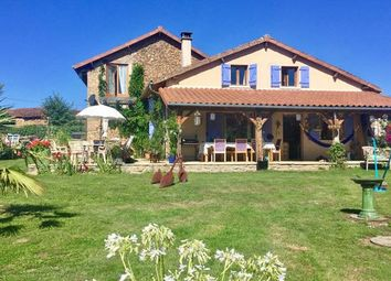 Thumbnail 3 bed farmhouse for sale in Pageas, Haute-Vienne, 87230, France