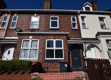 Thumbnail 3 bed terraced house to rent in Copley Road, Doncaster