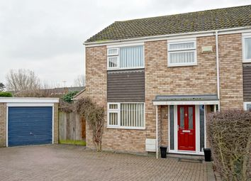 Thumbnail 3 bed semi-detached house for sale in Derwent Avenue, Shrewsbury