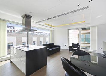 Thumbnail 2 bedroom flat to rent in Trinity House, 377 Kensington High Street, Kensington, London