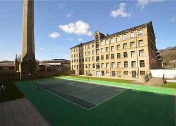 Thumbnail 1 bed flat for sale in Apartment 28, Old Mill, Salts Mill Road, Shipley, West Yorkshire