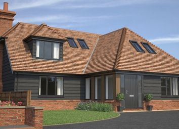 Thumbnail 5 bed detached house for sale in Woodland View, The Firs, Buck Street, Challock, Ashford