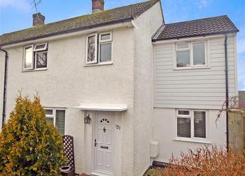 Thumbnail 4 bed semi-detached house for sale in Hunt Road, Tonbridge, Kent