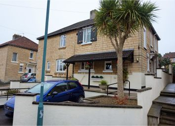 Thumbnail 3 bed semi-detached house for sale in Beech Grove The Oval, Bath