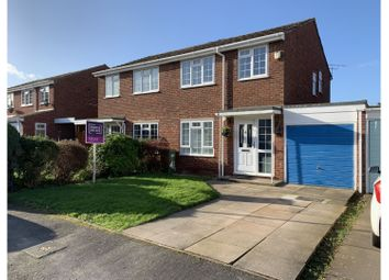 3 bed semi-detached house for sale in Slade Meadow, Radford Semele, Leamington Spa CV31