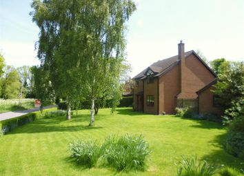 Thumbnail 4 bedroom detached house for sale in Church Lodge, Stow, Lincoln