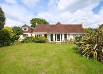 Thumbnail 5 bed detached bungalow for sale in Fairfield Close, Lymington, Hampshire