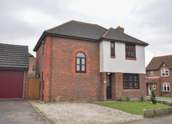 Thumbnail 3 bed detached house for sale in Clover Avenue, Bishops Gate, Bishops Stortford