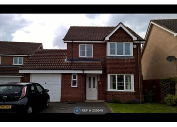 Thumbnail 3 bed detached house to rent in Blyth Way, Grimsby