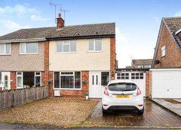Thumbnail 3 bed semi-detached house for sale in Park Lane, York